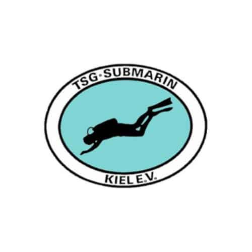 TSG Submarin Logo Tauchen
