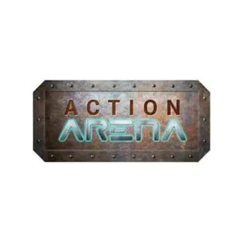 action arena logo Lasertag
