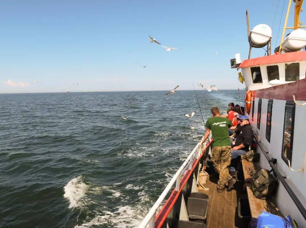angeln hochsee ostsee Hochseeangeln