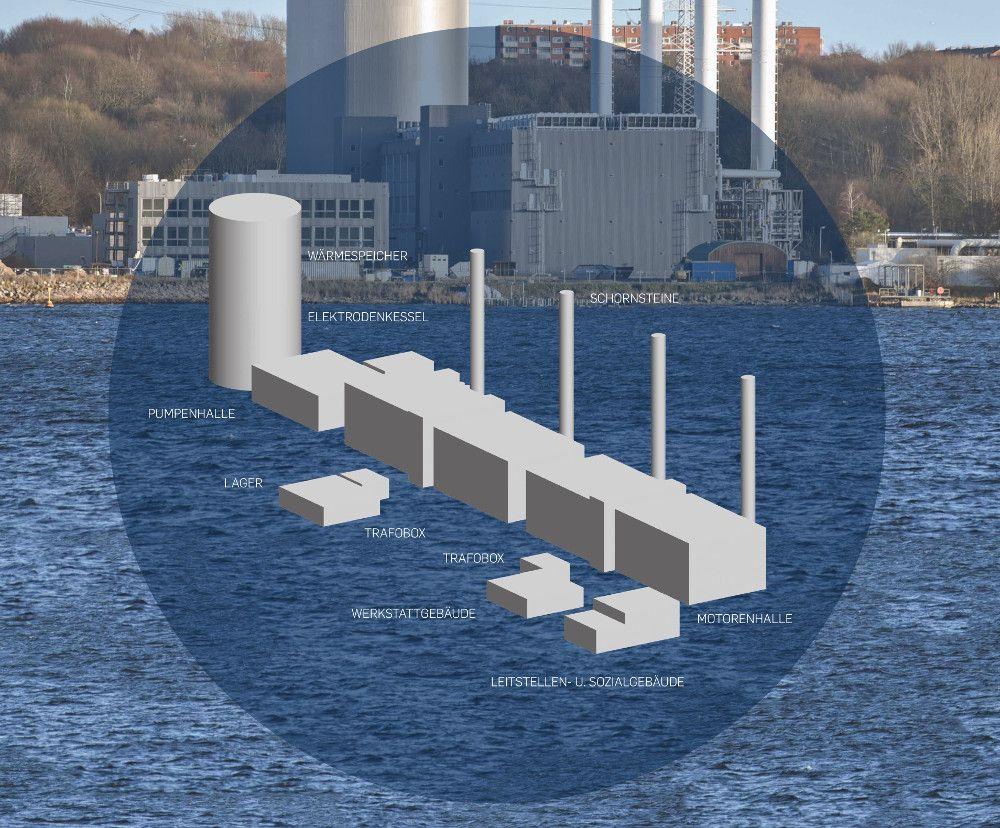 kraftwerk skizze Kuestenkraftwerk