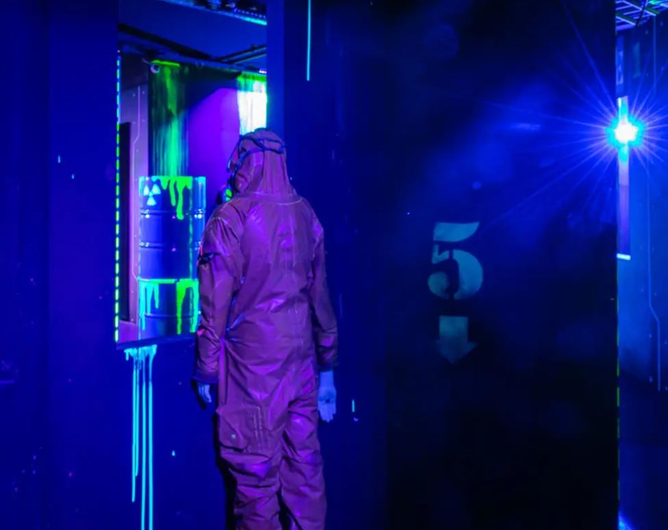 lasertag action arena Lasertag