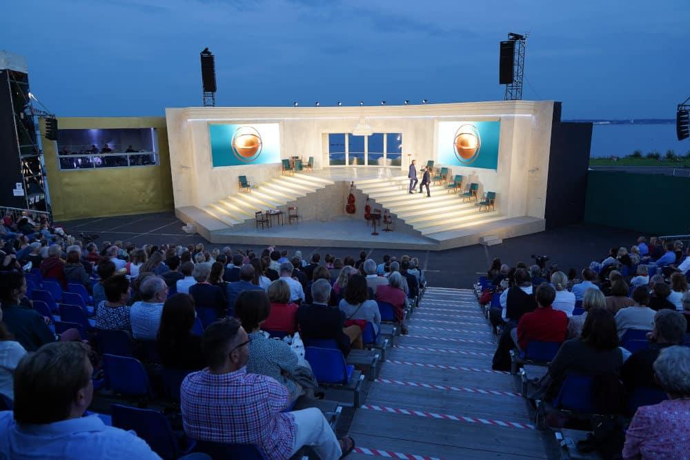 premiere kabale liebe kiel Sommertheater