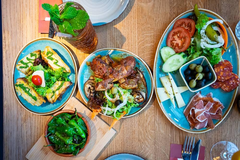 restaurant Azul Tapas Kiel 0310 kl Azul
