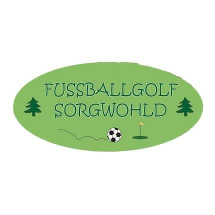 sorgwohld fussball golf logo Fußballgolf