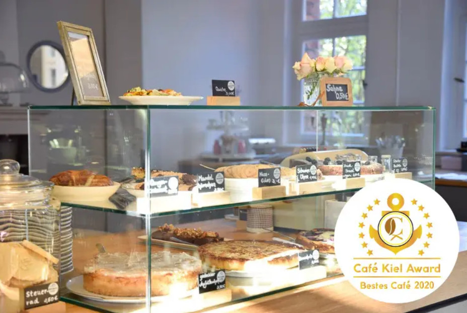 cafe kiel award dreimaster kuchen Awards