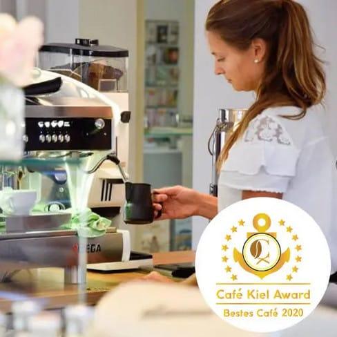 cafe kiel award dreimaster tresen Awards