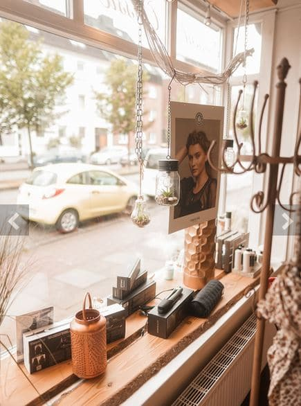 passion of hair fenster Friseur