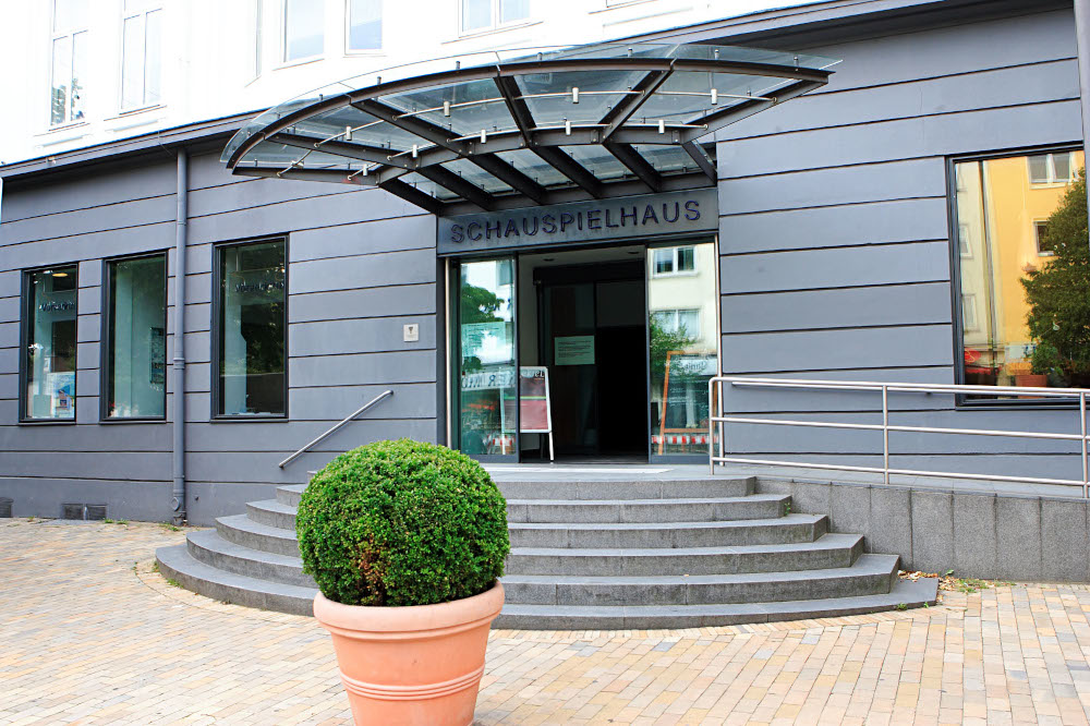 Schauspielhaus schauspiel kiel Theater