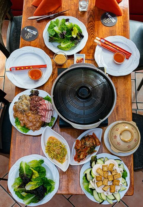 Kimchi EssenVonOben Kimchi