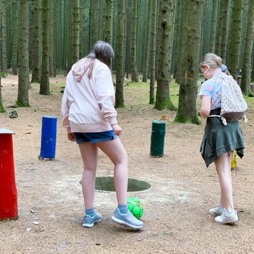 kindergeburtstag fussball golf fussballgolf Kindergeburtstag Kiel