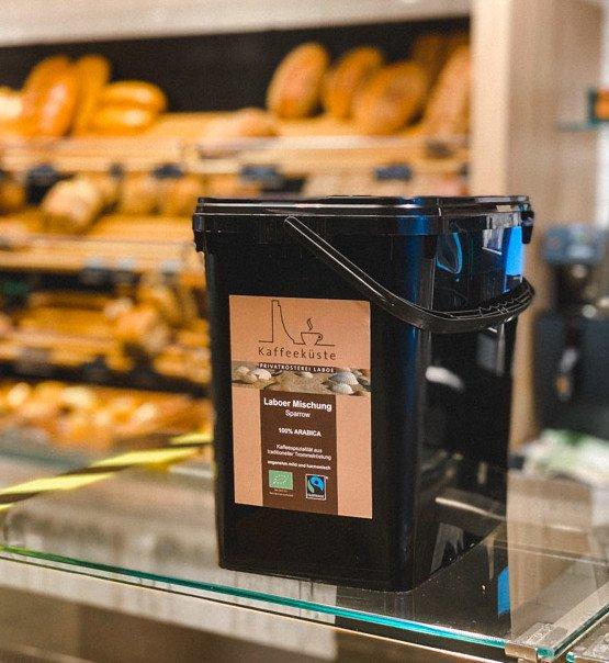 Kaffee Zerowaste Laboe Zero Waste