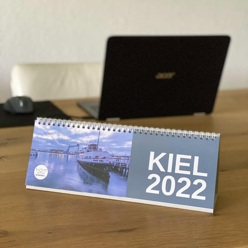 Kiel Tischkalender Kalender mmk 2 Sidewalk